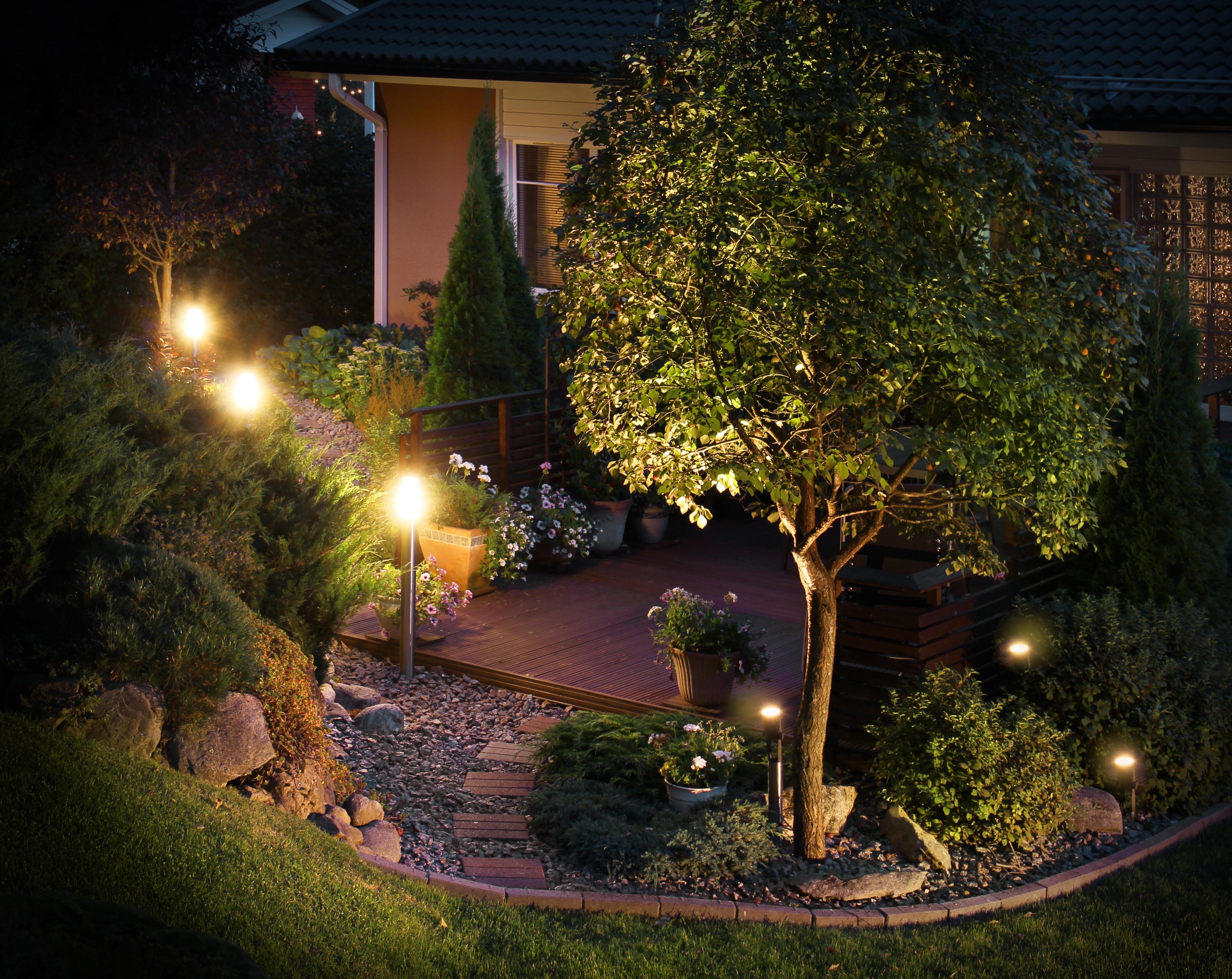 Landscape Lighting Installation | PRO Landscape Lighting